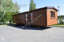 Zobaczyć zdjęcia Pojazd dostawczy nc AB GROUP Mobil Haus 12x4m/ Domek Mobilny 12x 4m neuf