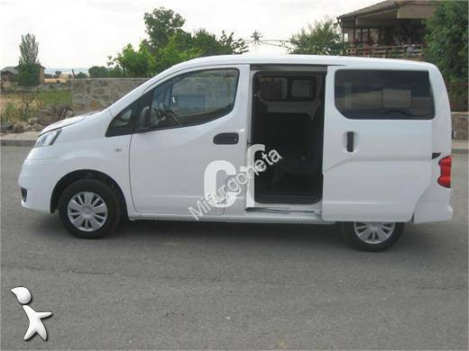 combi nissan nv200 1 5 dci 90 occasion n 1144352. Black Bedroom Furniture Sets. Home Design Ideas