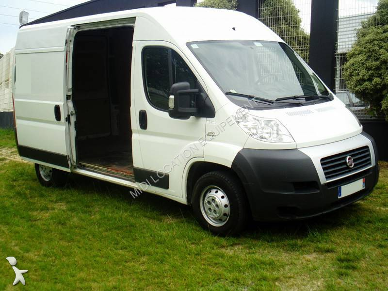 fourgon utilitaire fiat ducato ii 3 3 mh2 mjt 120 occasion. Black Bedroom Furniture Sets. Home Design Ideas