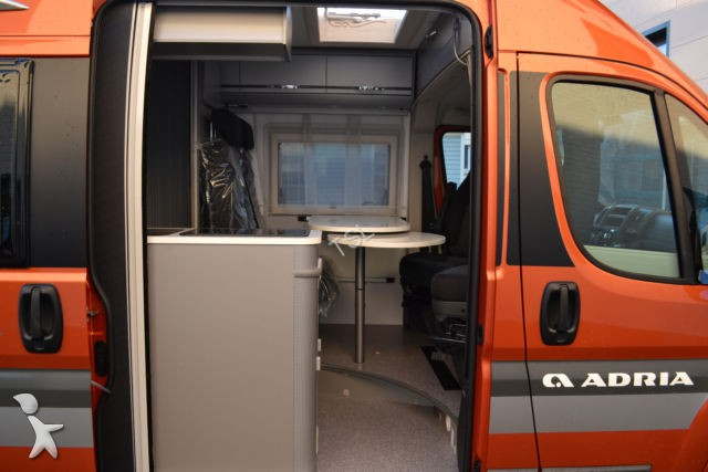 neu adria koffer twin 640 slx titan sofort lieferbar n. Black Bedroom Furniture Sets. Home Design Ideas