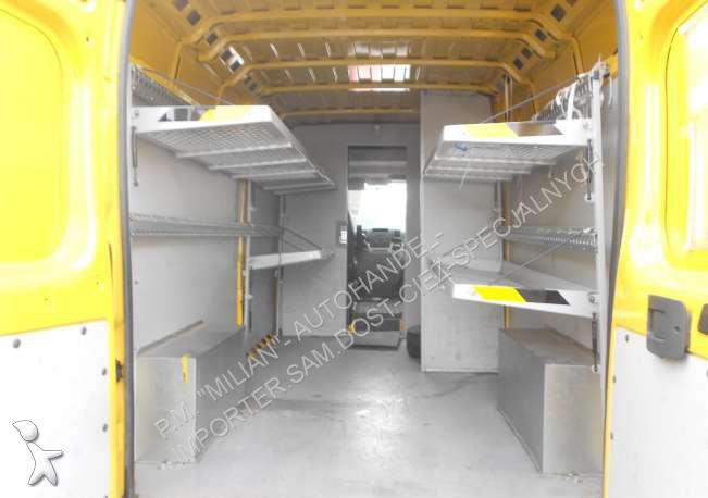 Camion A Vendre >> Fourgon utilitaire Fiat Ducato Ducato 2.3 JTD DURISOTTI ...