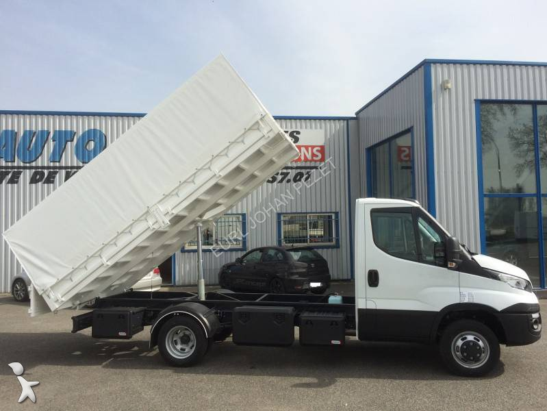 utilitaire benne iveco daily 35c17 neuf n 1307189. Black Bedroom Furniture Sets. Home Design Ideas