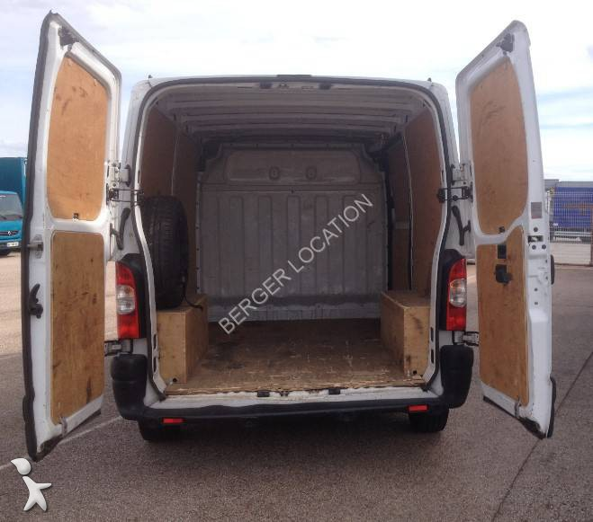fourgon utilitaire renault master l1h1 dci 100 4x2 occasion n 1337297. Black Bedroom Furniture Sets. Home Design Ideas