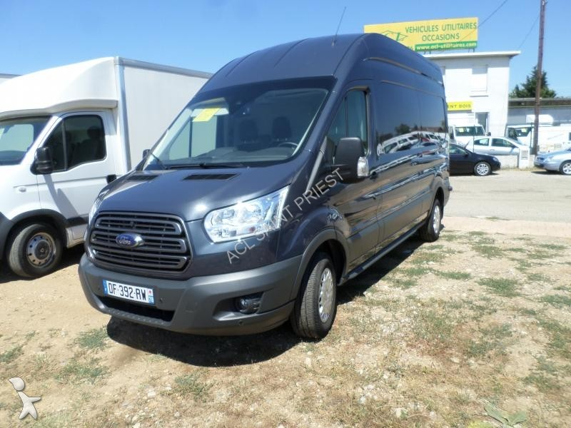fourgon utilitaire ford transit l3h3 2 2 tdci 125 occasion. Black Bedroom Furniture Sets. Home Design Ideas