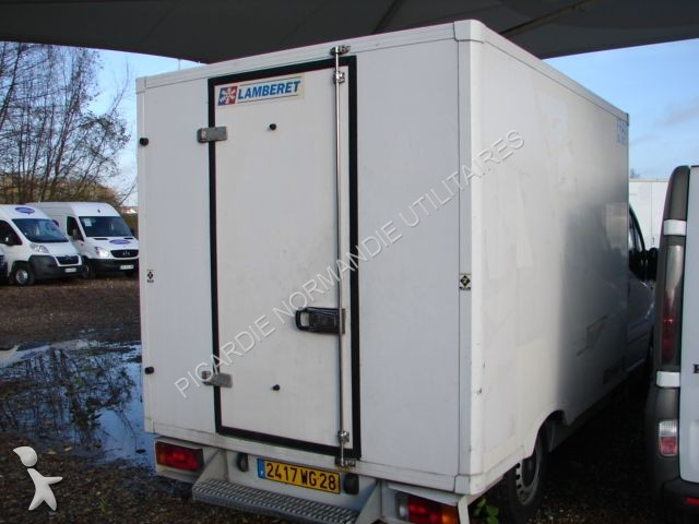 utilitaire frigo renault trafic caisse frigo rte sect occasion n 1465117. Black Bedroom Furniture Sets. Home Design Ideas