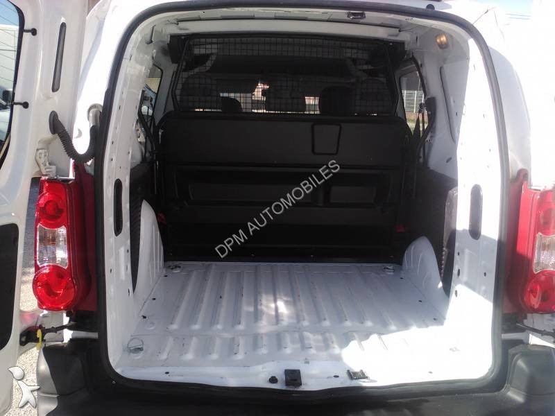fourgon utilitaire occasion peugeot partner 1 6l hdi 90 cv