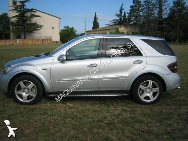 voiture 4x4 suv occasion mercedes classe ml ml 63amg annonce n 1495787. Black Bedroom Furniture Sets. Home Design Ideas