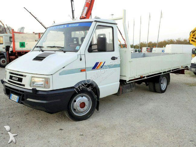 Modernistyczne Used Iveco Daily car 35-10 - n°1560935 BB88