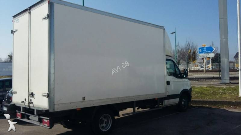 used iveco daily cargo van 35c15 4x2 n 1611422. Black Bedroom Furniture Sets. Home Design Ideas