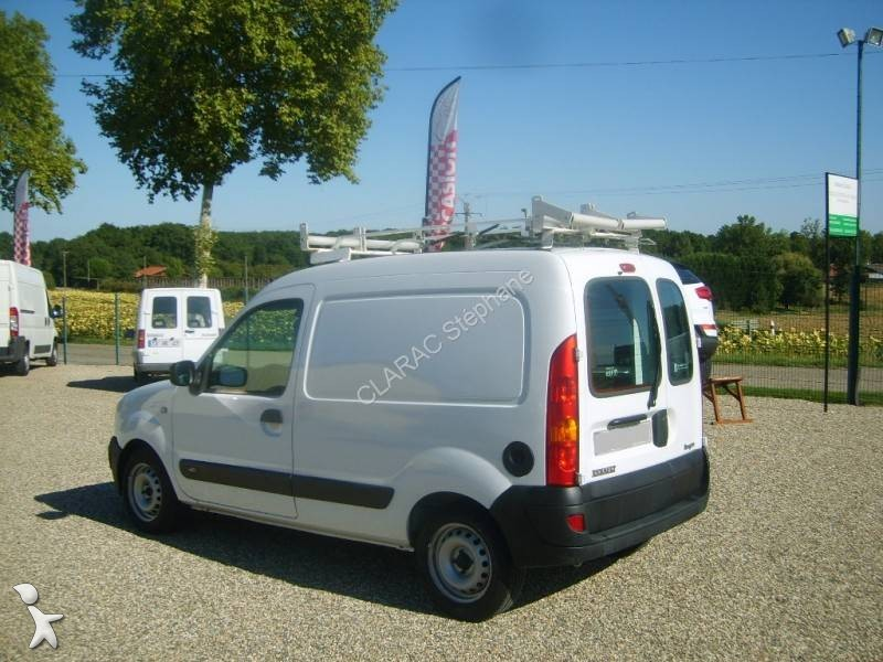 fourgon utilitaire occasion renault kangoo dci 70 ch. Black Bedroom Furniture Sets. Home Design Ideas