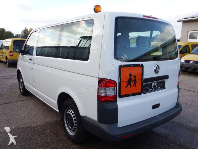 combi volkswagen transporter t5 2 0 tdi klima 9 sitzer occasion n 1792472. Black Bedroom Furniture Sets. Home Design Ideas