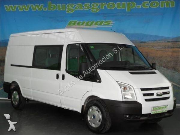 fourgon utilitaire ford transit 350l 2 4tdci 115cv combi 6. Black Bedroom Furniture Sets. Home Design Ideas