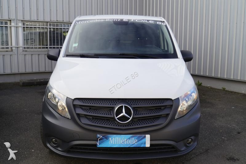 fourgon utilitaire mercedes vito fg 109 cdi long occasion n 1930094. Black Bedroom Furniture Sets. Home Design Ideas