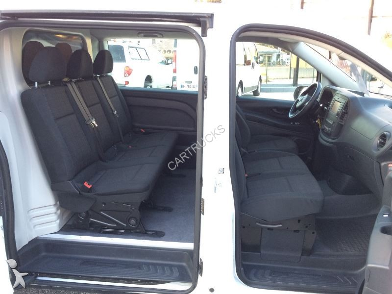 fourgon utilitaire mercedes vito fg 114 cdi mixto long select occasion n 1960000. Black Bedroom Furniture Sets. Home Design Ideas