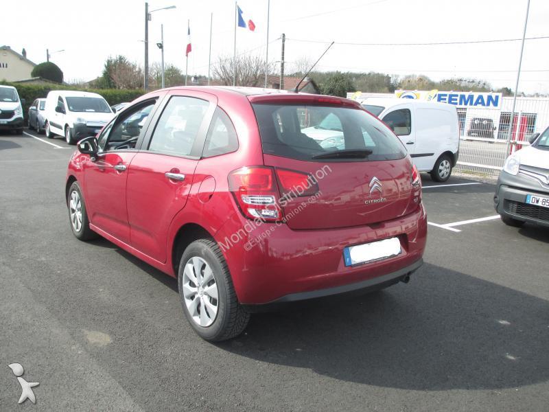 Voiture citadine Citroën occasion
