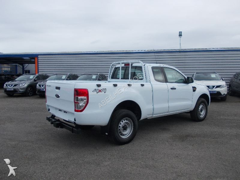 voiture ford up ranger cab xl 2 2 tdci 160 4x4 2pl occasion n 176 1979016
