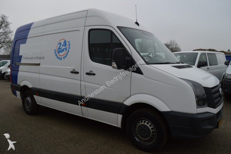 fourgon utilitaire volkswagen crafter 2 0tdi l2h2 100kw 2012 euro5 a c occasion n 2053571. Black Bedroom Furniture Sets. Home Design Ideas