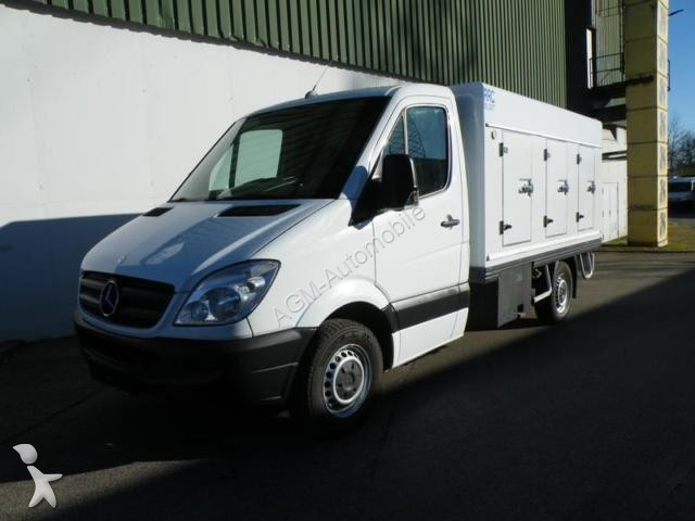 utilitaire frigo mercedes sprinter 316cdi coldcar 3 3. Black Bedroom Furniture Sets. Home Design Ideas