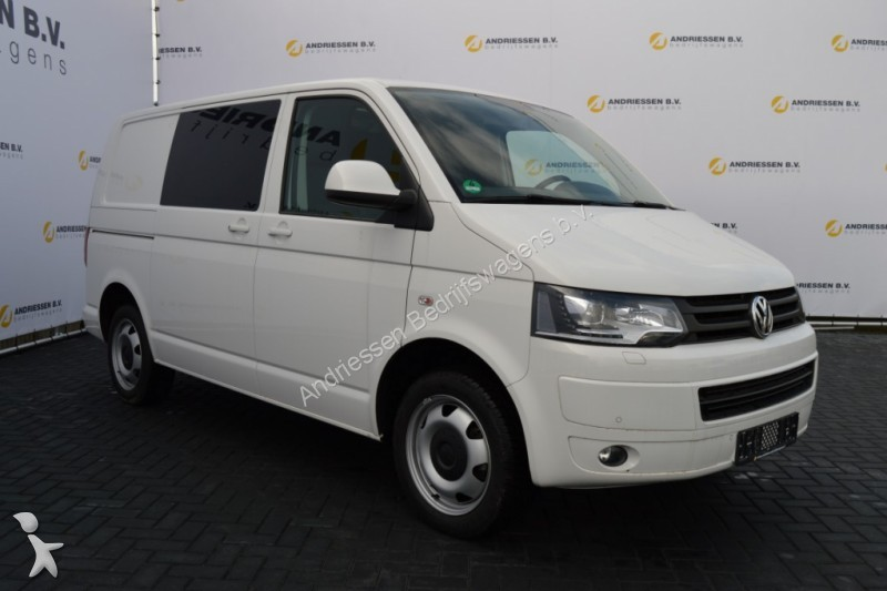 fourgon utilitaire volkswagen transporter t5 2 0tdi abt 200pk 4 motion xenon 4x4 occasion n. Black Bedroom Furniture Sets. Home Design Ideas