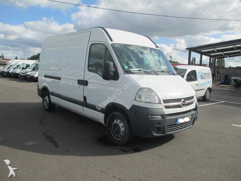 Fourgon utilitaire Opel occasion