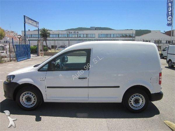 fourgon utilitaire volkswagen caddy 1 6 tdi pro bmt 4p furgon cerrado occasion n 2248970. Black Bedroom Furniture Sets. Home Design Ideas