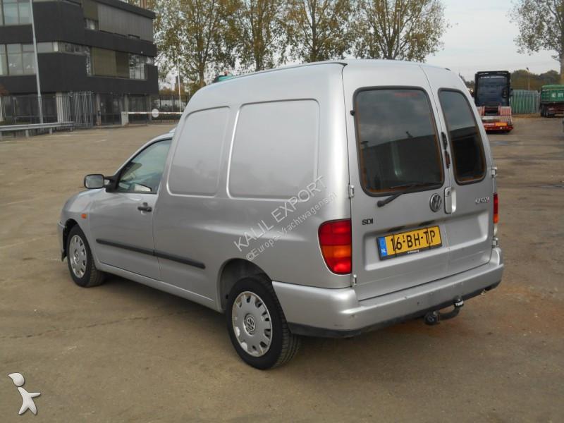 fourgon utilitaire volkswagen caddy 1 9 sdi clean van. Black Bedroom Furniture Sets. Home Design Ideas