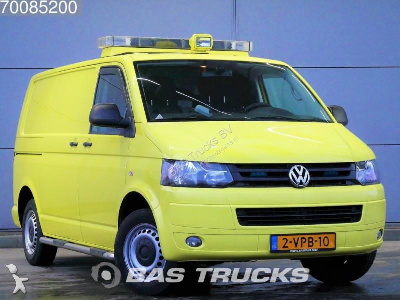 fourgon utilitaire volkswagen transporter 2 0 tdi l1h1 6m3 klima ahk dutch ambulance dsg 140pk. Black Bedroom Furniture Sets. Home Design Ideas