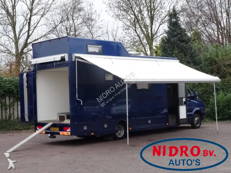 Camping car volkswagen crafter motor wieler sport for Volkswagen occasion garage