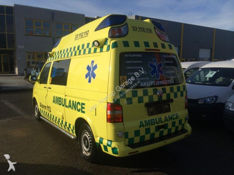 ambulance volkswagen transporter ambulance occasion n 2404383. Black Bedroom Furniture Sets. Home Design Ideas