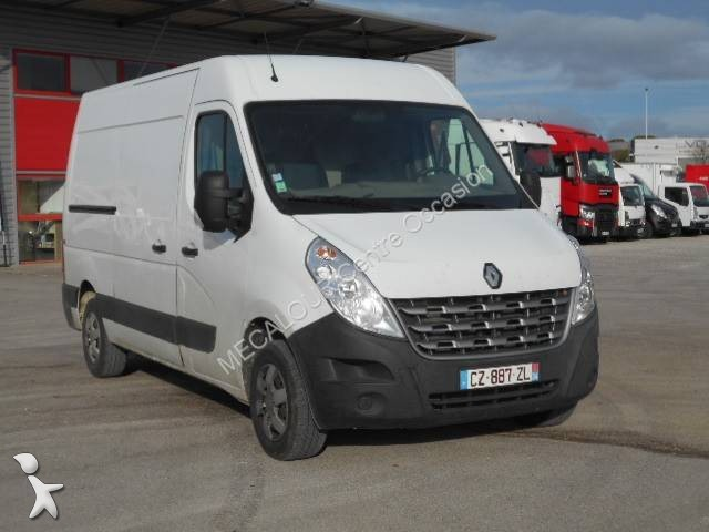 fourgon utilitaire renault master 125 dci 4x2 gazoil occasion n 2454230. Black Bedroom Furniture Sets. Home Design Ideas