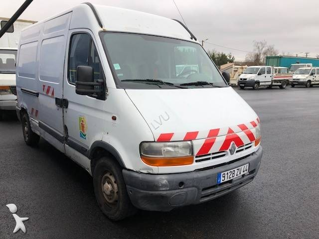 fourgon utilitaire renault master occasion n 176 2507336