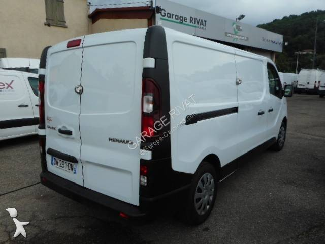 fourgon utilitaire renault trafic l2h1 dci 115 cv gazoil occasion n 2761364. Black Bedroom Furniture Sets. Home Design Ideas