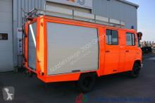 Voir les photos Véhicule utilitaire Mercedes 608 D LF8 Feuerwehr Ziegler 7-Sitzer Löschpumpe