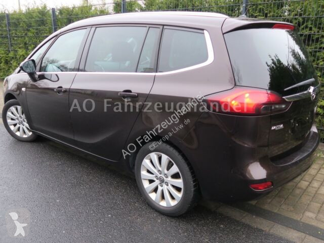used opel combi zafira tourer 2 0 cdti 7 sitzer pdc. Black Bedroom Furniture Sets. Home Design Ideas
