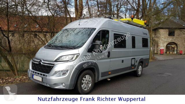 used citro n camper van jumper euro 6 wohnmobil vollausstattung top diesel n 3003037. Black Bedroom Furniture Sets. Home Design Ideas