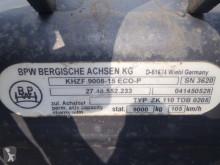 Voir les photos Véhicule utilitaire BPW KHZF 9008-15 ECO-P