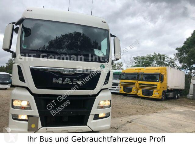 Carrinha comercial chassis cabina MAN TGX 26 440 Euro 6 BDF 6x2  (480,460,400) 6x2 Gasóleo usado - n°3068702