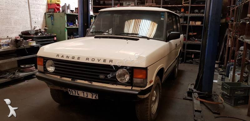 voiture land rover 4x4 suv range rover gazoil occasion n 3119491. Black Bedroom Furniture Sets. Home Design Ideas