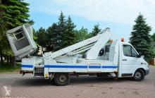 Zobaczyć zdjęcia Pojazd dostawczy Mercedes Podnośnik Koszowy Zwyżka Dźwig Mercedes  313 CDI 17 M