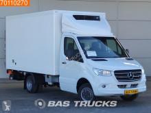 Voir les photos Véhicule utilitaire Mercedes 516 CDI Koelwagen -20C Vries Dag/Nacht NIEUW Laadklep 15m3 A/C Cruise control