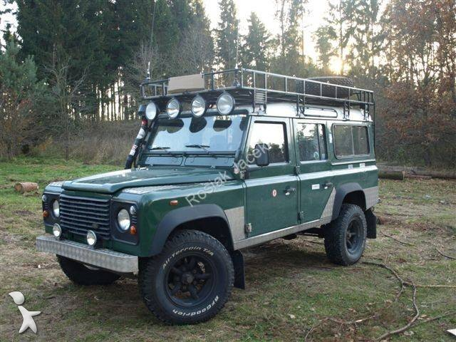 voiture 4x4 suv occasion land rover defender 110. Black Bedroom Furniture Sets. Home Design Ideas