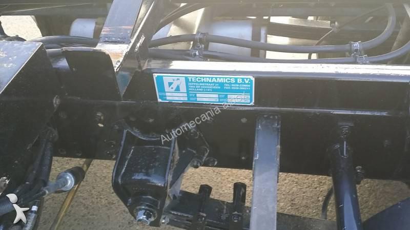 Furgoneta chasis cabina daewoo 4x2 usada n 1195906 - Chasis cabina ...