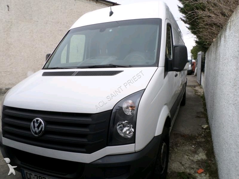 fourgon utilitaire volkswagen crafter l4h2 2 0 tdi 136 occasion n 1198877. Black Bedroom Furniture Sets. Home Design Ideas