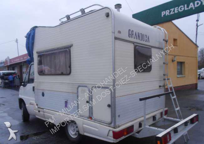 camping car fiat ducato ducato 2 5 kamping granduca junior. Black Bedroom Furniture Sets. Home Design Ideas