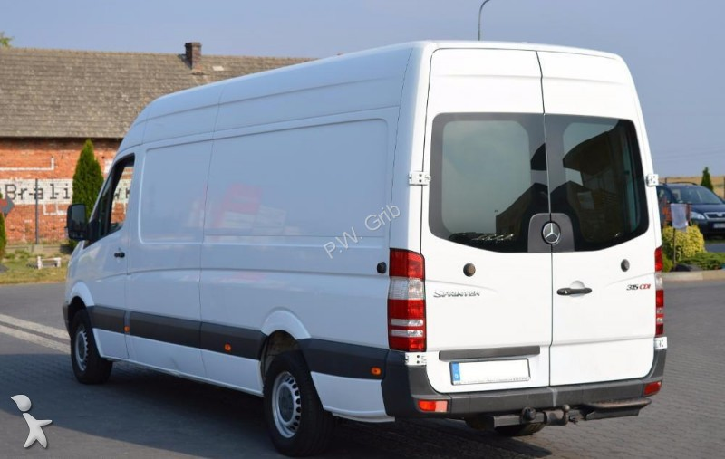 fourgon utilitaire mercedes sprinter sprinter 315maxi. Black Bedroom Furniture Sets. Home Design Ideas