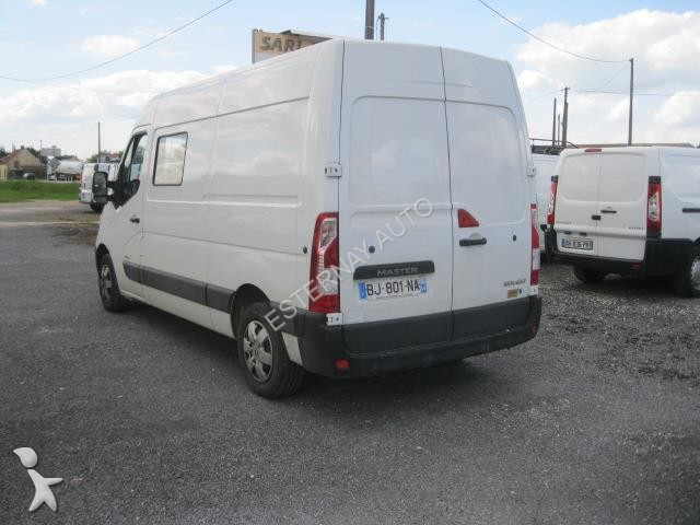 fourgon utilitaire renault master renault master l2h2 dci 9 places occasion n 1320495. Black Bedroom Furniture Sets. Home Design Ideas