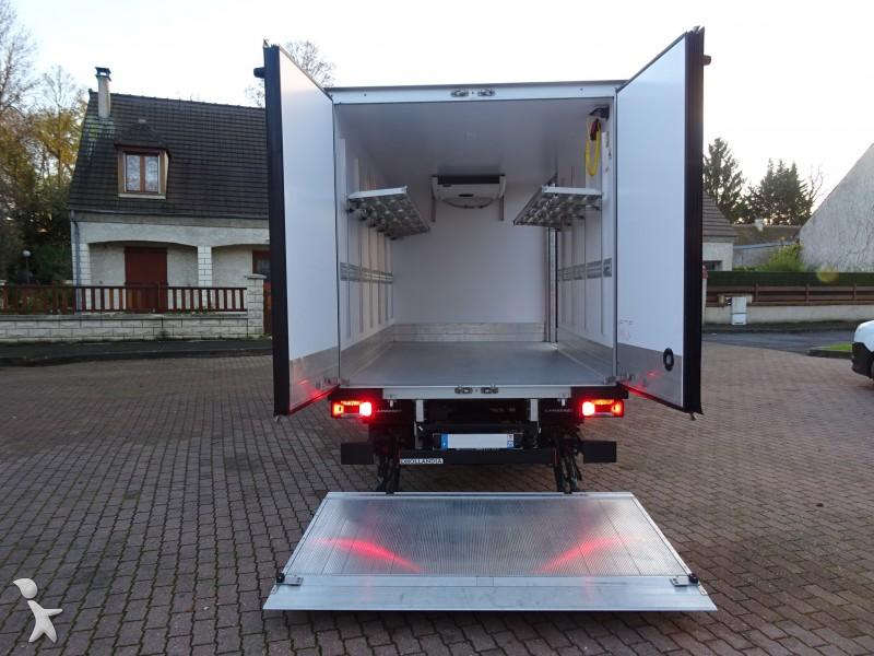 utilitaire frigo iveco caisse n u00e9gative daily 35c15 hpi