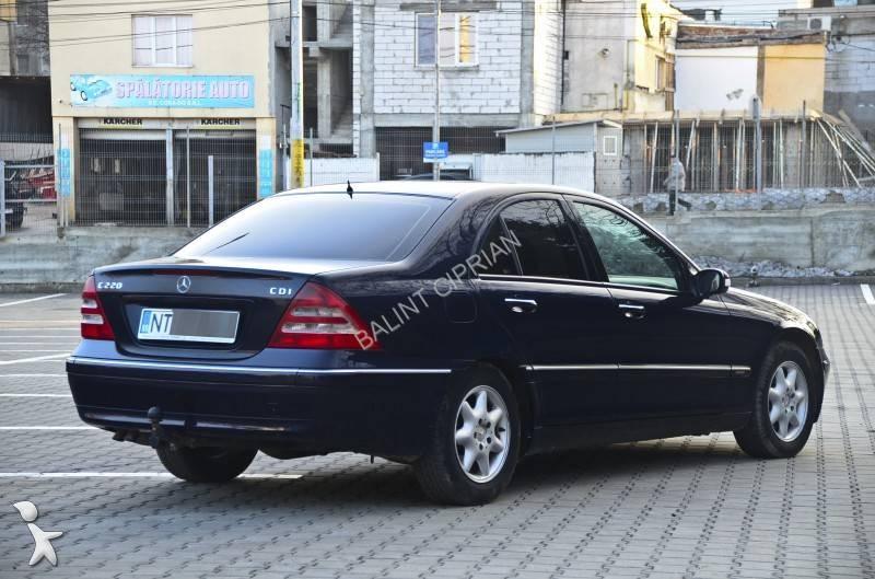 voiture mercedes berline classe c 220 occasion n 1522346. Black Bedroom Furniture Sets. Home Design Ideas
