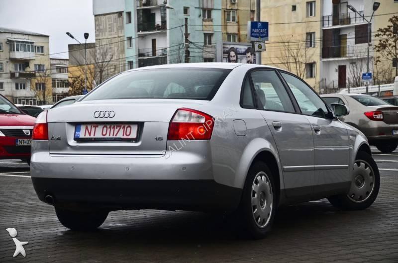 Automobile berlina usata audi a4 annuncio n 1526774 for Lunghezza audi a4 berlina