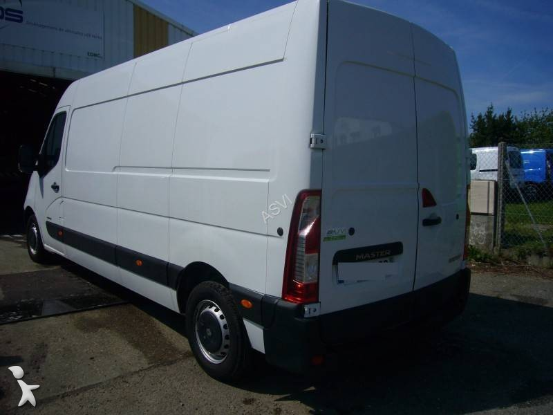 fourgon utilitaire occasion renault master 125 dci gazoil. Black Bedroom Furniture Sets. Home Design Ideas